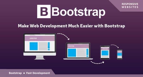 آموزش بوت استرپ bootstrap حرفه ای صفر تا ۱۰۰