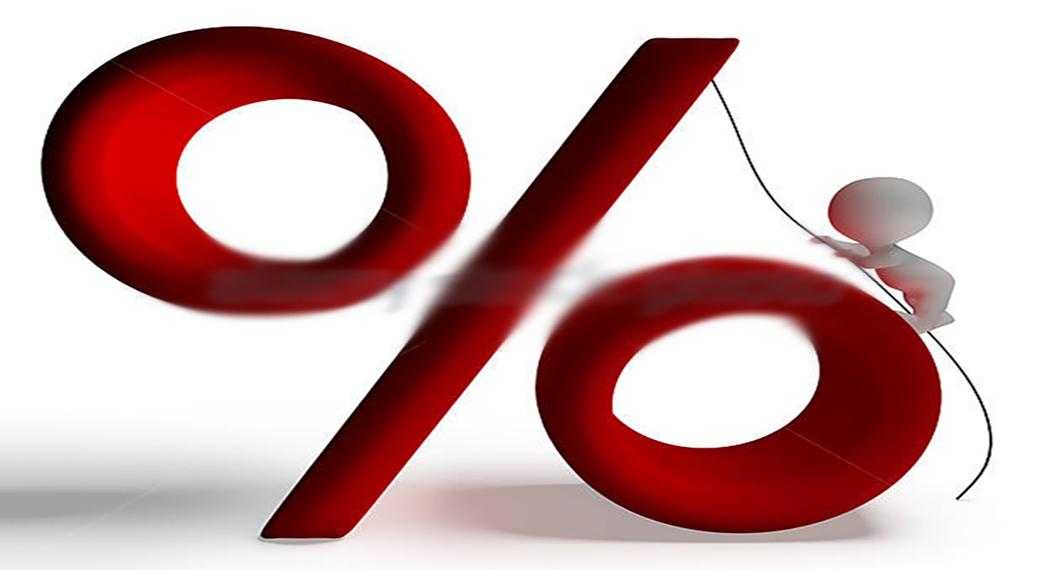 percent-sign-with-3d-man-climbing-shows-percentage-em07ne