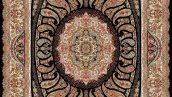 فرش ماشینی طرح ارزو 700 شانه