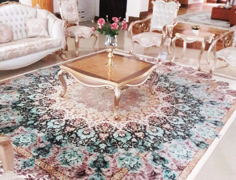 خرید عمده فرش ماشینی و صادرات فرش ماشینی کاشان