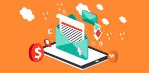 email marketing tips 300x147 - سایتهای ارائه دهنده خدمات بازاریابی ایمیلی