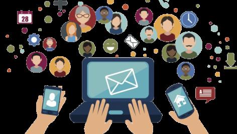 سایتهای ارائه دهنده خدمات بازاریابی ایمیلی
