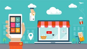 ecommerce 300x169 - تجارت الکترونیک چیست؟