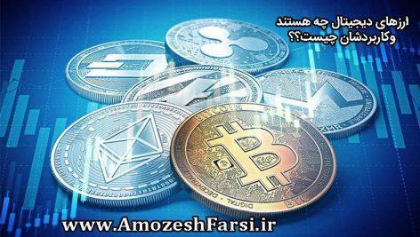 Digital currencies 472x267 - ارزهای دیجیتال چه هستند وکاربردشان چیست ؟