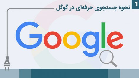 آموزش روش صحیح جستجو در گوگل 472x267 - آموزش روش صحیح جستجو در گوگل